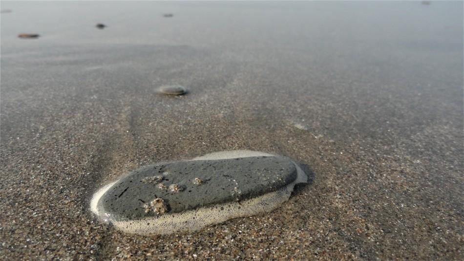 marine meditation stone