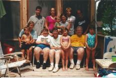 0407 Green Lake Extended Family & Kids