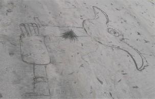 Cox's Beach Art