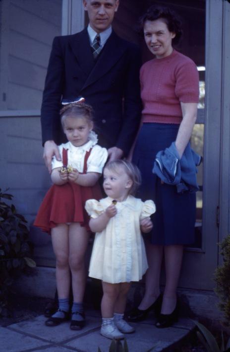 Grandpasam - Grandmasam - Mom - Judy