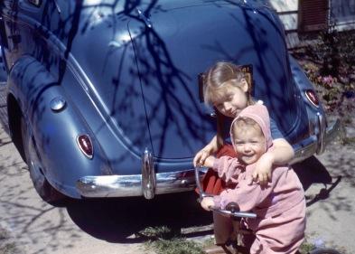 Mom Judy Texas 40s trike