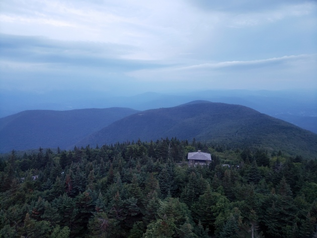 Mt Greylock Summit 5