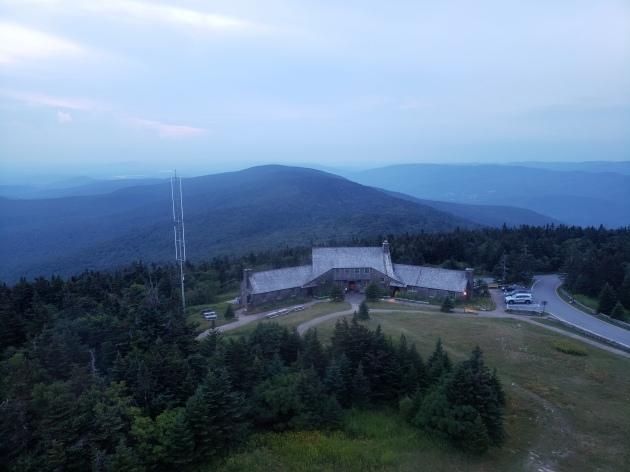 Mt Greylock Summit 9