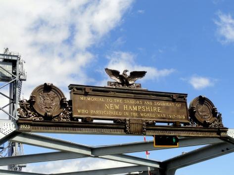 Memorial Bridge Dedication