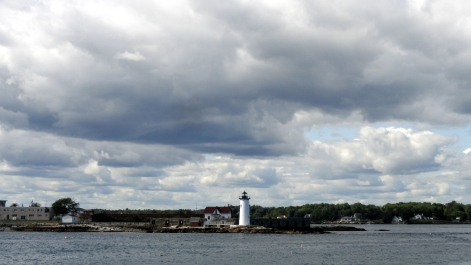Portsmouth Harbour Lighthouse