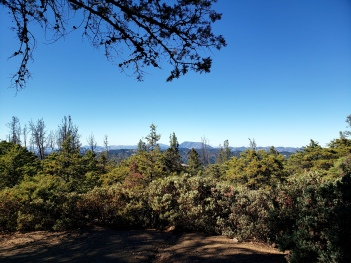 191005 Mt St H fromGunsight Rock Trail 1