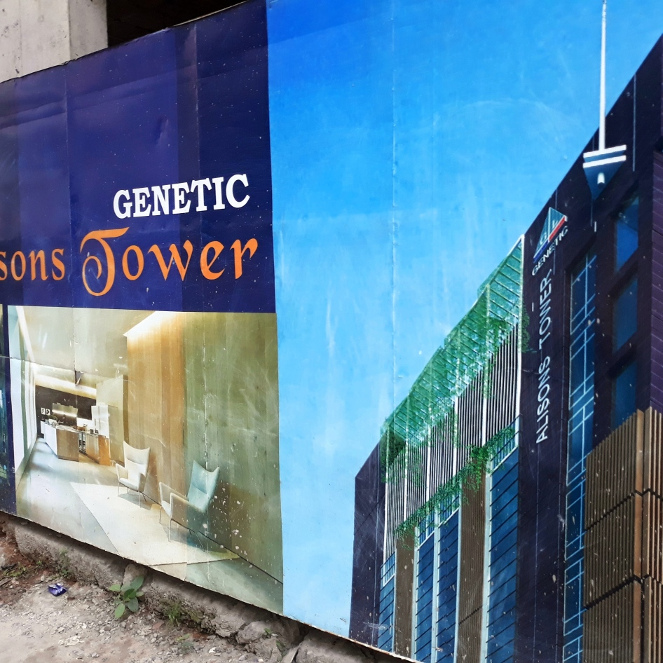 Genetic Residential Tower Banani