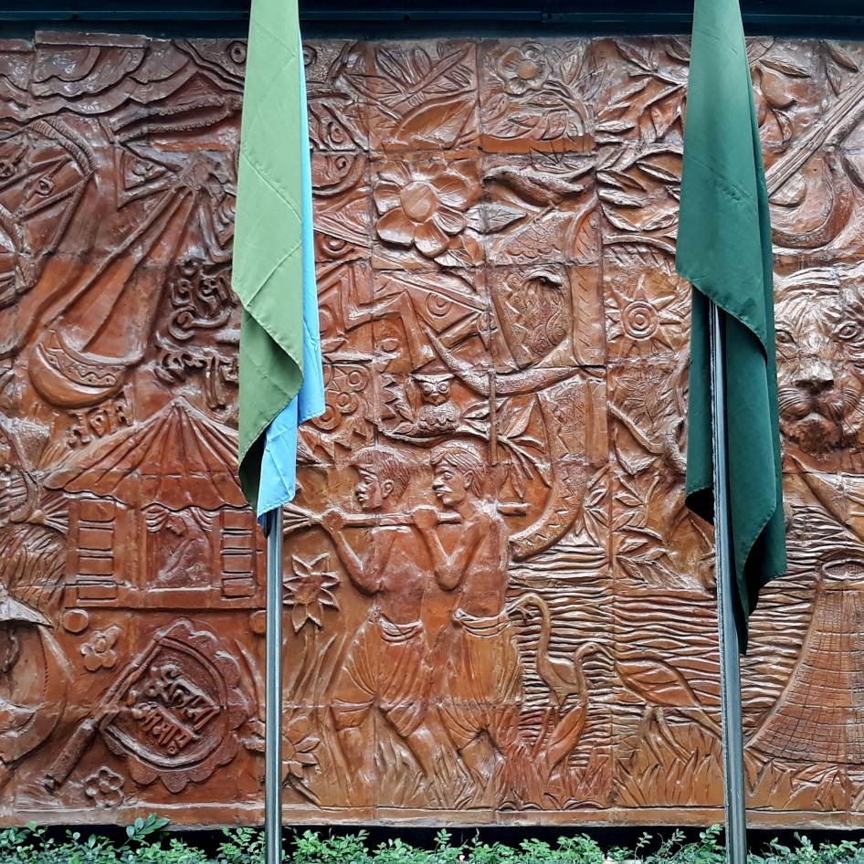 Hotel Front Carving Banani