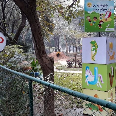 Kids Corner Gulshan Lake Park