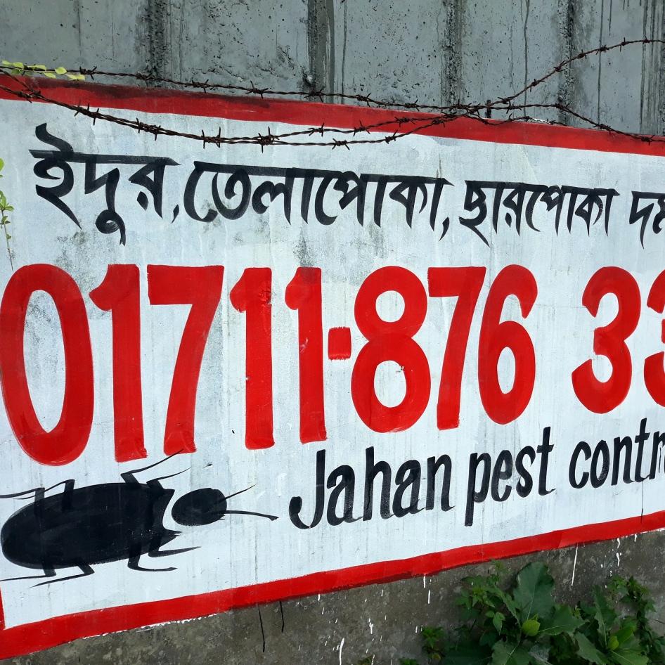 Pest Control Gulshan