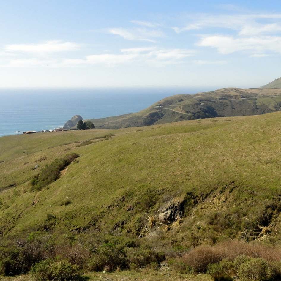 Jenner Headlands Preserve - Coastline 4