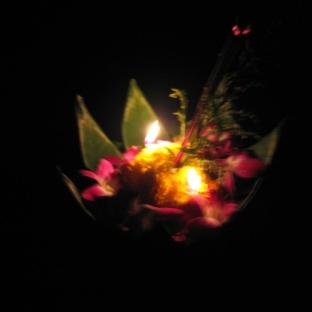 Phang Nga Bay - Mom's Floaty Offering