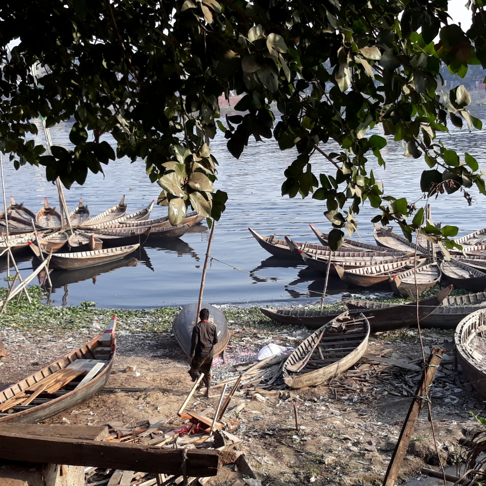 Buriganga Riverfront Boat-Moorage