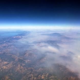 20200902 Over Sierras