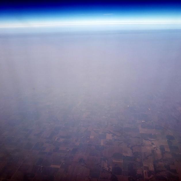 20200916 Above the Smoke Near Columbus NE
