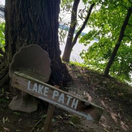 On the Lake Path 7