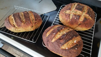 200925 Moroccan Spiced Zucchini Sourdough