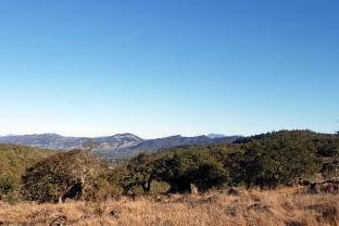20201016 Mt St Helena & Mayacamas from Canyon