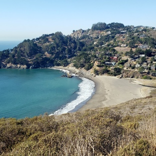 Muir Beach From Above 2