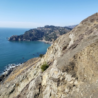 Muir Beach From Above 3