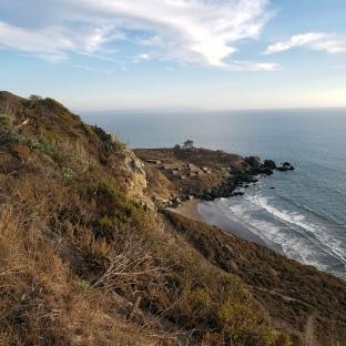 Steep Ravine & South View