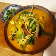 Yummy Soup Noodles - Coco curry