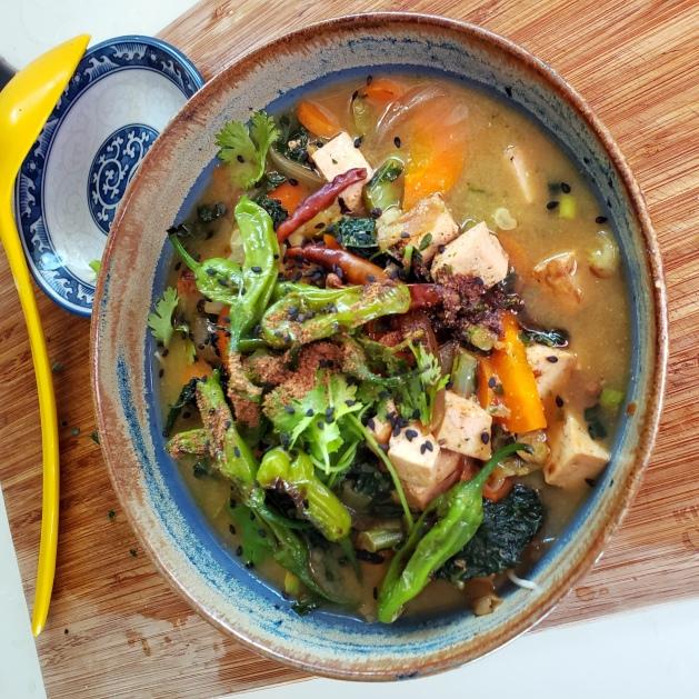 Yummy Soup Noodles - Miso
