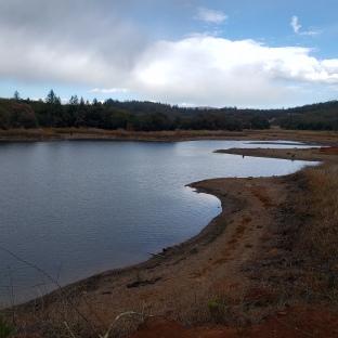 1 - 20201108 Dry Season Lake Ilsanjo