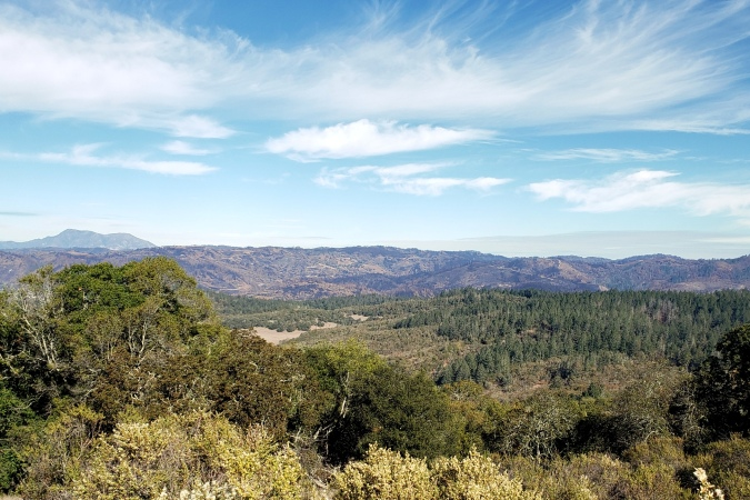 20201114 Mt St Helena from Annadel 2