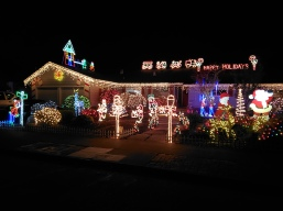 Happy Holidays House 2