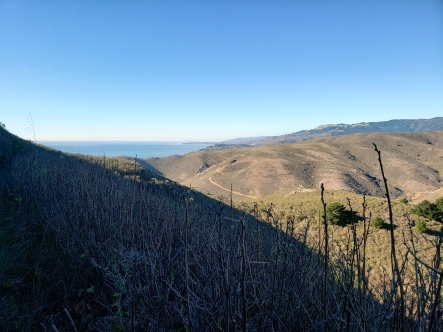 Hill 88 north to Point Reyes