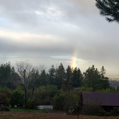 Partial Rainbow 2