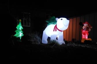 Mickey & Polar Bear