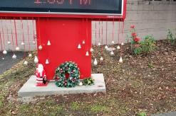 Santa & Wreath