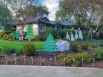 Western Farm Center Snowmen & XmasTrees