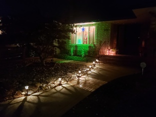 Window Display & Moving Lights 1