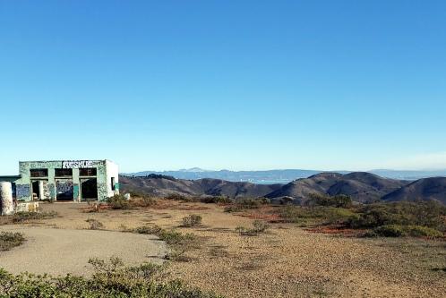 Mt Diablo & East Bay from Hill 88