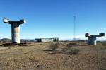 Mt Diablo through Pylons on Hill88