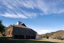 Olompali Farmhouse with Vulture Sunning
