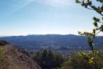 Olompali S View to Novato – Tam –SF
