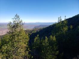 Olompali View to Diablo & East