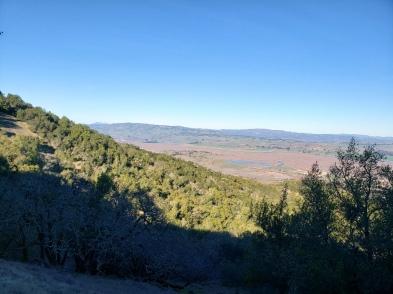 Olompali View to N-NE